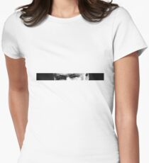Victor Hugo looking at you Women's Fitted T-Shirt