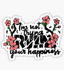 Ruin Sticker