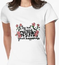Ruin Women's Fitted T-Shirt
