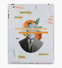 Yesterday Stranger iPad Case/Skin