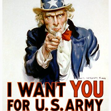 I Want You - Uncle Sam by Blahzeedee