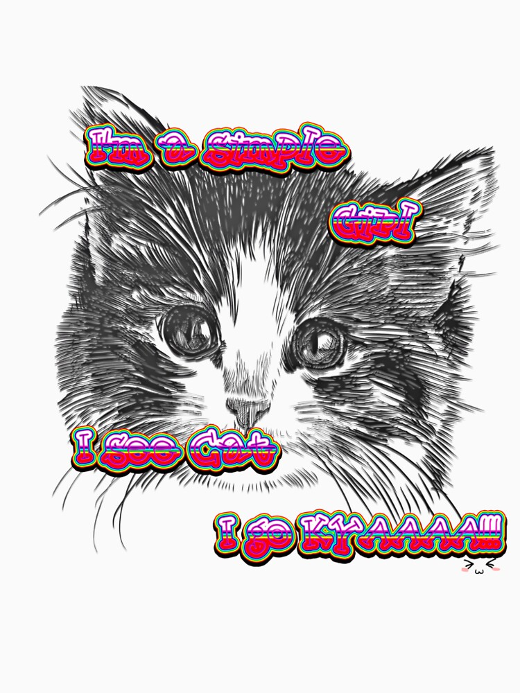 Cat Lover by Droovinci