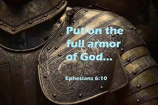 Armor of God by Havocgirl