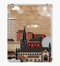 Brum Cityscape iPad Case/Skin