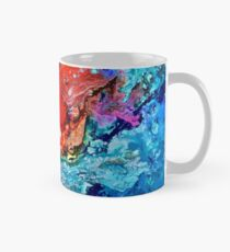 Magie cosmique 1 - Abstrait Classic Mug