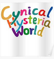 Picky Picnic- Cynical Hysteria World Poster