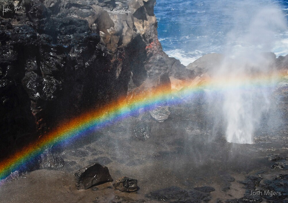 Rainbow 5 by Josh Myers