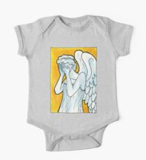 Weeping Angel 1 One Piece - Short Sleeve