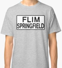 Flim Springfield Classic T-Shirt