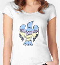 layer bird Women's Fitted Scoop T-Shirt
