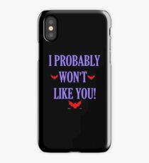 DISLIKE iPhone Case/Skin