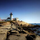 Eastern Point Lighthouse by Poete100