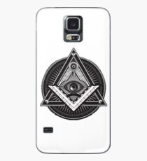 Illuminati Case/Skin for Samsung Galaxy