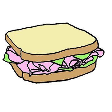 Ham Sandwich by jtownsend