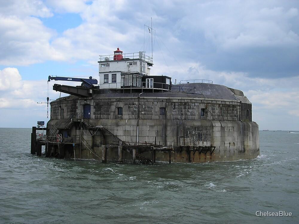 Spitbank Fort by ChelseaBlue