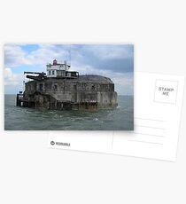 Spitbank Fort Postcards