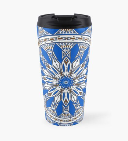 Tribal Gathering Travel Mug