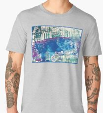 Blue Stream - by Riley Men's Premium T-Shirt