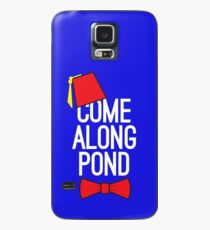 Come Along Pond Case/Skin for Samsung Galaxy