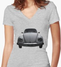 I Love Buggin You Women's Fitted V-Neck T-Shirt