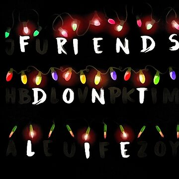 friends dont lie by YvonneHoover21