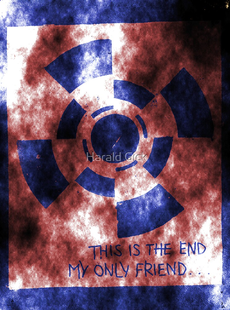 The end by Harald Gick