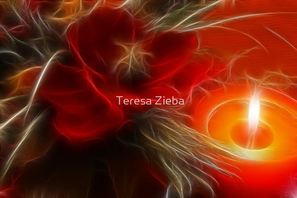 Happy Holidays #4 by Teresa Zieba