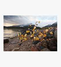 Lake Dillon in Fall #4 Photographic Print