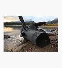 Lake Dillon in Fall #6 Photographic Print