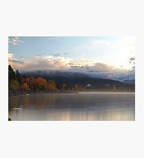 Lake Dillon in Fall #7 Photographic Print