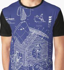 Trojan Rabbit Graphic T-Shirt