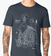 Trojan Rabbit Men's Premium T-Shirt