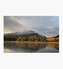 Lake Dillon in Fall #8 Photographic Print