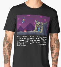 Super Skeletor World Men's Premium T-Shirt