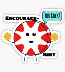 EncourageMint Sticker