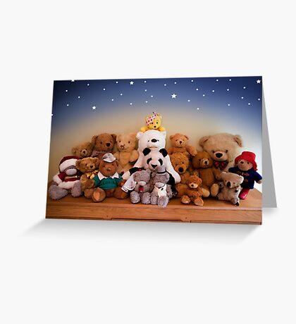Grin & Bear It Greeting Card