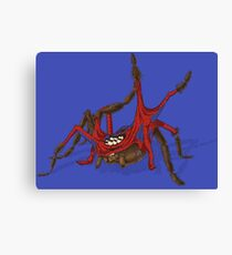 Spider Spider Canvas Print