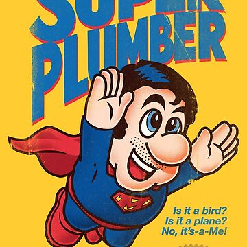 Super Plumber by vomaria
