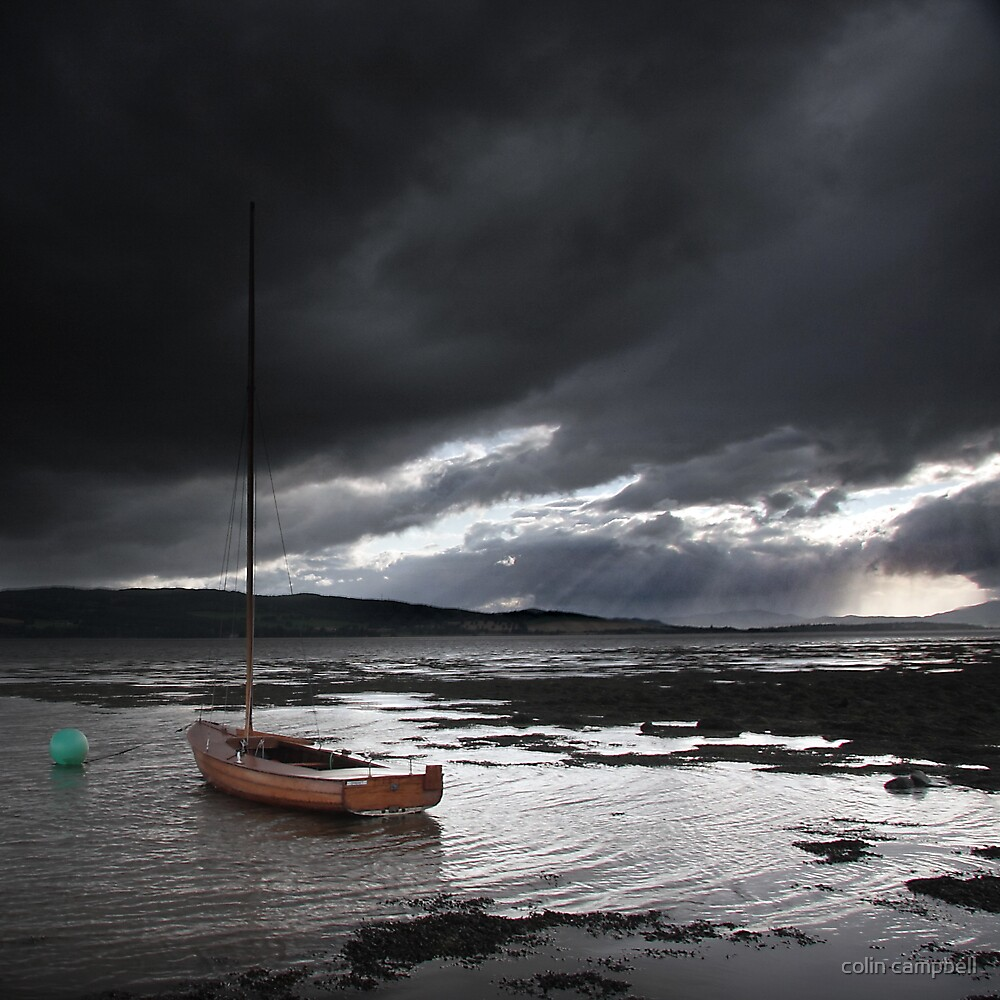 Safe berth? by colin campbell