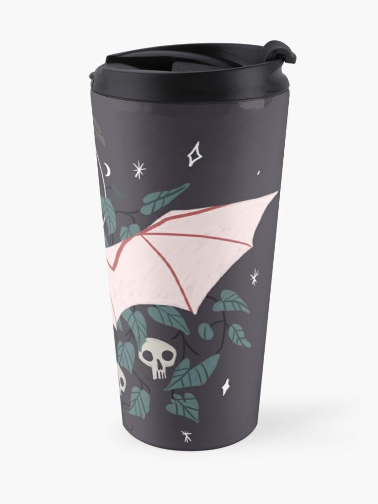 Alternate view of Familiar - Desert Long Eared Bat Travel Mug