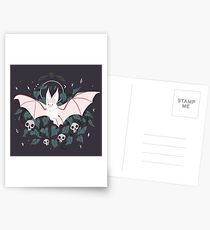 Familiar - Desert Long Eared Bat Postcards