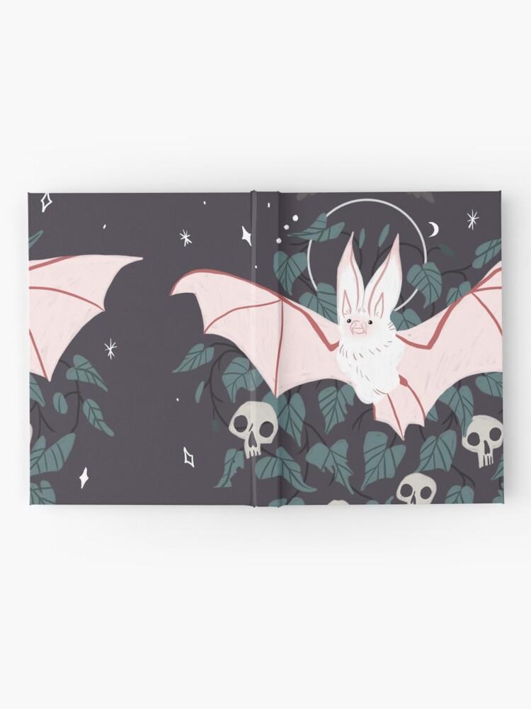 Alternate view of Familiar - Desert Long Eared Bat Hardcover Journal