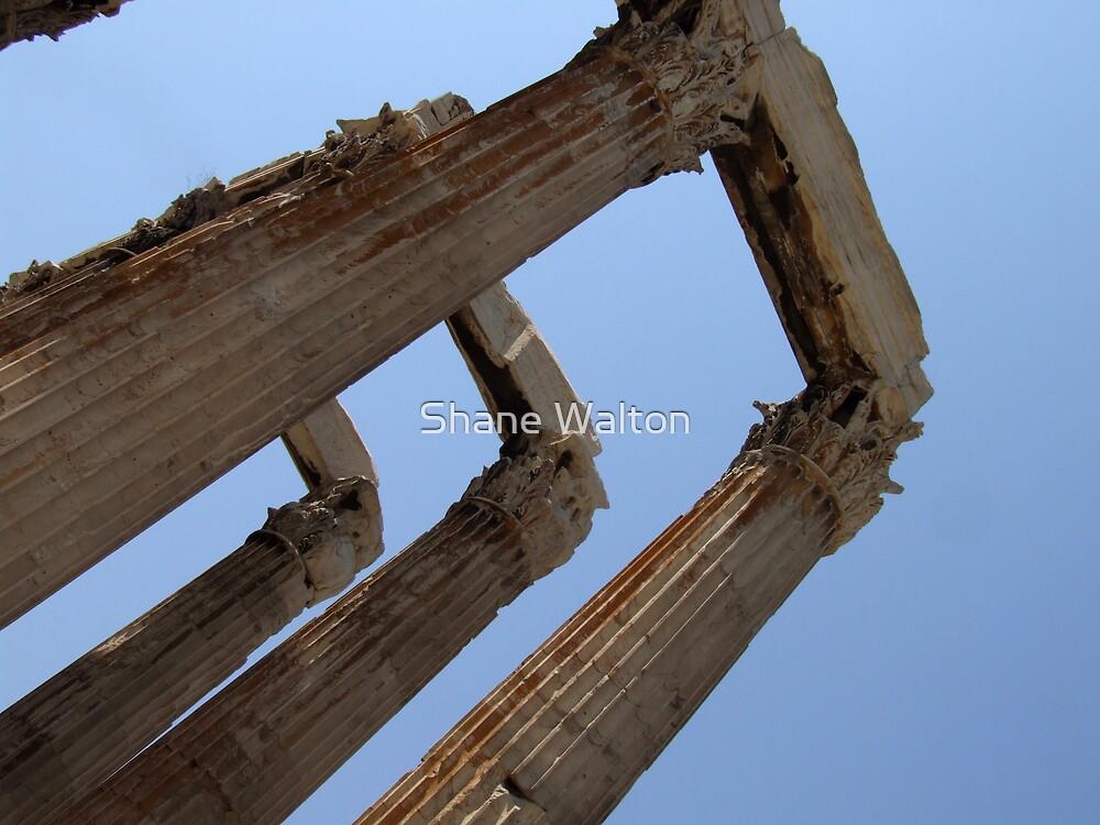 Zeus Temple 2 by Shane Walton