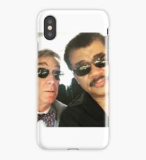 Neil DeGrasse Tyson and Bill Nye iPhone Case/Skin