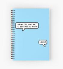 Jackson   Rice Spiral Notebook