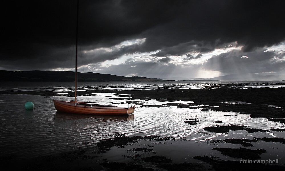 Safe Berth II by colin campbell