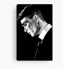 cool shelby Canvas Print