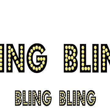 Bling Bling by kjunkie