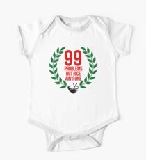 Rice 99 Problems One Piece - Short Sleeve