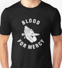 Blood For Mercy Yellow Claw Unisex T-Shirt
